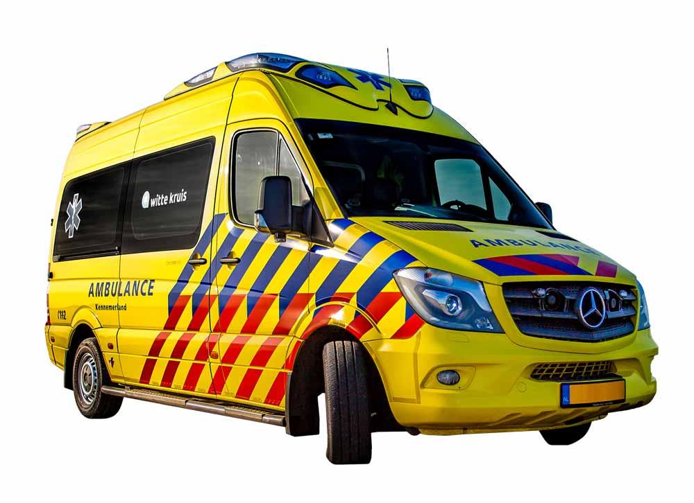 ambulance inhuren
